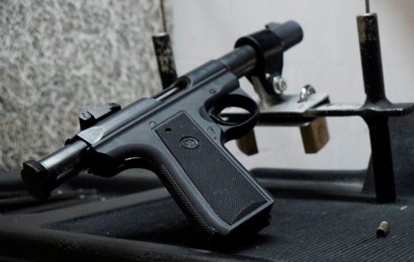.22 gun